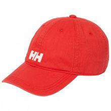 Helly Hansen - Logo Cap - Cap Gr One Size schwarz;rot