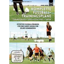 DVD »Komplette Fußball - Trainingspläne -...«