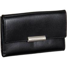 Mandarina Duck Kellnerbörse Hera 3.0 Wallet RAP06 Black