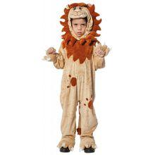 Wilder Löwe Kinderkostüm