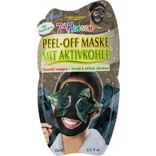 Montagne Jeunesse 7th Heaven Gesichtspflege Charcoal Peel-Off Mask 10 ml