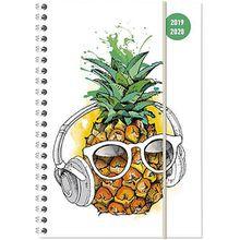 Buch - Collegetimer Pineapple 2019/2020