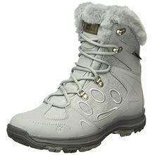 Jack Wolfskin Damen Thunder Bay Texapore Mid W Trekking-& Wanderstiefel, Grau (Alloy 6038), 39.5 EU