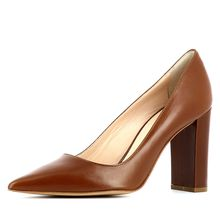 EVITA Damen Pumps NATALIA Klassische Pumps braun Damen