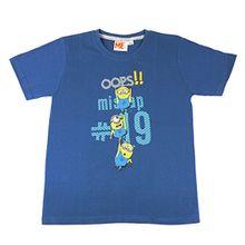 """Minions Jungen T-Shirt """"Oops!!"""" (110/116)"""