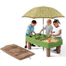 Step2 Sand- und Wasserspieltisch