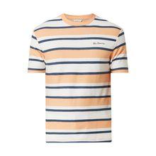Regular Fit T-Shirt im Inside-Out-Look