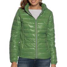 Benetton Daunenjacke in grün für Damen