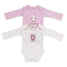 SALT AND PEPPER Baby-Mädchen Body BG Set Bodies Girls, Mehrfarbig (Original 099), 62