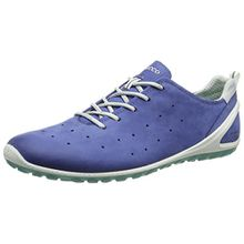 Ecco Damen Biom Lite Sneakers, Blau (54684ROYAL/Shadow White), 40 EU