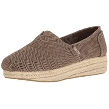 Skechers Bobs Damen Slipper Highlights Main Event Braun, Schuhgröße:EUR 40