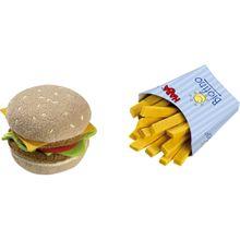 HABA Hamburger & Pommes