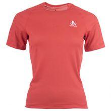 Odlo - Women's Shirt S/S Crew Neck Special Cubic ST - Kunstfaserunterwäsche Gr XL rot
