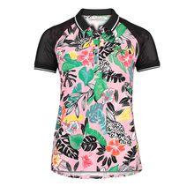 Betty Barclay Poloshirt mit Print mehrfarbig Damen