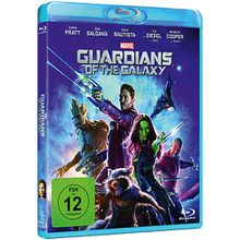BLU-RAY Guardians of the Galaxy Hörbuch