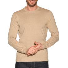Benetton Pullover in beige für Herren