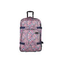 CHIEMSEE Premium Travelbag türkis/rot