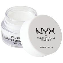 NYX Professional Makeup Base White Lidschatten 6.0 g