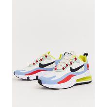 Nike - Bauhaus Air Max 270 React - Sneaker - Schwarz