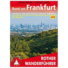 Bergverlag Rother - Rund um Frankfurt - Wanderführer 2. Auflage 2018