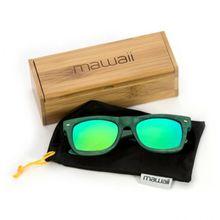 Mawaii - Raorao Koa polarized FGV - Sonnenbrille beige/schwarz
