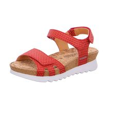 MEPHISTO Klassische Sandaletten rot Damen