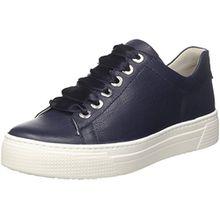 Semler Damen Alexa Sneaker, Blau (Midnightblue), 38 EU