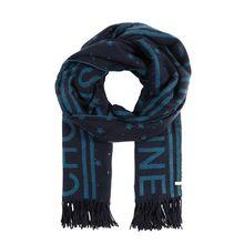 ESPRIT Schal Schals blau Damen