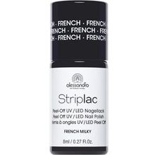 Alessandro Make-up Striplac Striplac French Nail French Rosé 8 ml