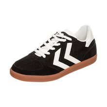 Kinder Sneakers Low schwarz/weiß