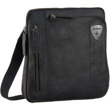Strellson Notebooktasche / Tablet Richmond Shoulderbag SV Black