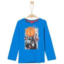 s.Oliver Langarmshirt - Basketball