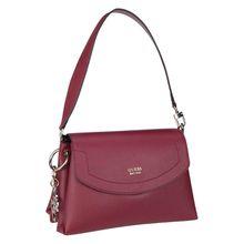 Guess Handtasche Digital Shoulder Bag Handtaschen rot Damen