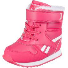 REEBOK Winterstiefel 'Snow Jogger' pink / weiß