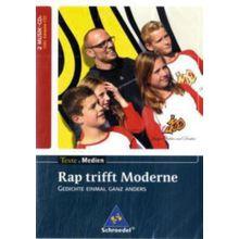 JDD - Junge Dichter und Denker: Rap trifft Moderne, 2 Audio-CDs Hörbuch