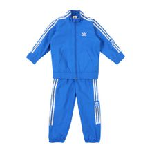 ADIDAS ORIGINALS Trainingsanzug blau / weiß
