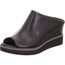 Tamaris Keil Pantolette 1-27200-20 Damen Plateau Clogs, Schuhgröße:39;Farbe:Schwarz