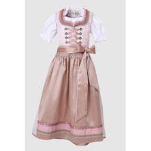 Krüger- Kinderdirndl Jenny (beige/rose), rosa
