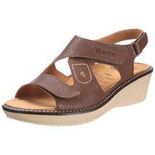 Ganter Gracia, Weite G 3-209240-25000, Damen Klassische Sandalen, Braun (nougat 2500), EU 41 (UK 7.5)