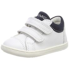 Primigi Jungen PBX 14044 Sneaker, Wei (Bianco 11), 26 EU