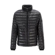 Wasserabweisende Regular-Fit Jacke mit Stehkragen