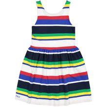 Polo Ralph Lauren Mädchen-Kleid - Bunt (92, 98, 104, 110, 116, 122, L, M, S, XL)