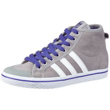 adidas Originals HONEY STRIPES M Q34211, Damen Sneaker, Grau (ALUMIN/RUNWH), EU 38 2/3