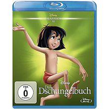 BLU-RAY Das Dschungelbuch (Disney Classics) Hörbuch