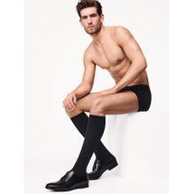 Cotton Velvet Knee-Socks - 7005 - 3940