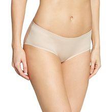 Hanro Damen Unterwäsche Pant Perfectly Nude Cotton Velvet 1432, Gr. S, Hautfarben (skin)