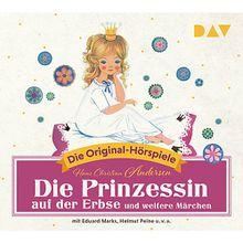 CD Die Prinzessin auf der Erbse und weitere Märchen Hörbuch