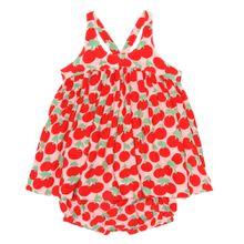 Baby Set aus Kleid und Höschen