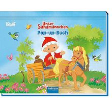 Buch - Unser Sandmännchen Pop-up-Buch