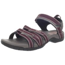 Teva Tirra W's 9034, Damen Sport- & Outdoor Sandalen, Rot (decadent chocolate 540), EU 36 (UK 3) (US 5)
